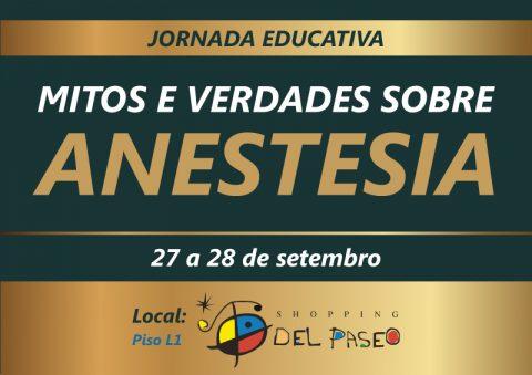 Jornada Educativa no Shopping Del Paseo